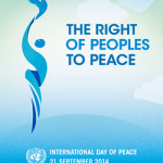 Internaional Day of Peace 2014