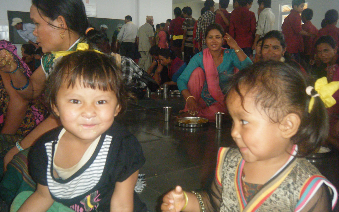 Update from Nepal: May 1, 2015