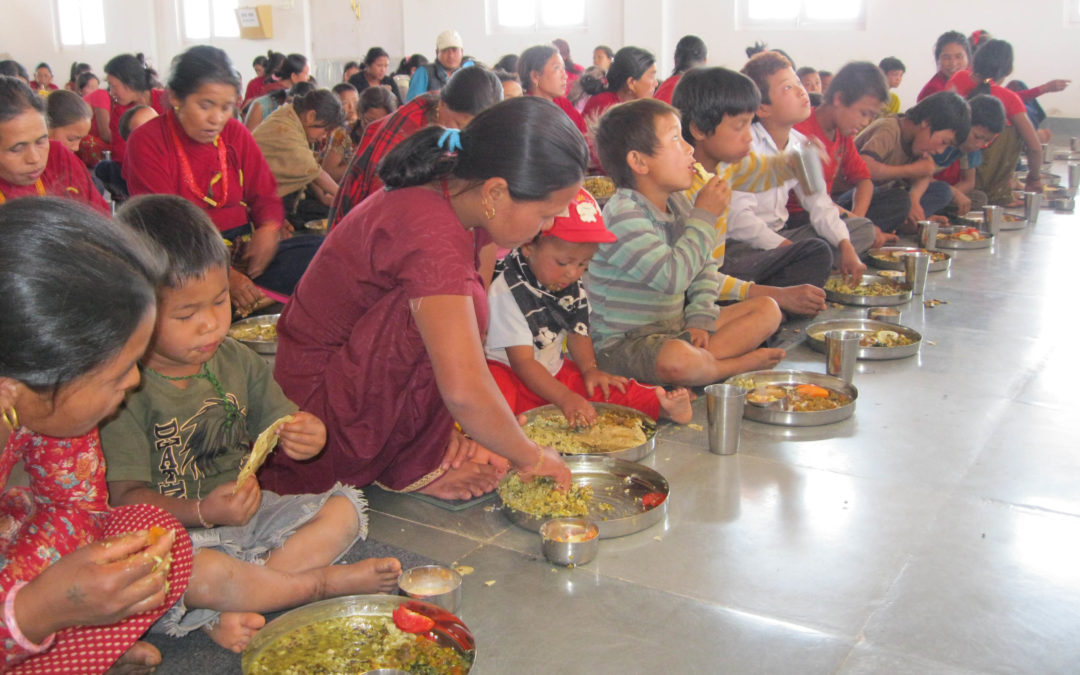 Dispatch from Nepal: An interview with Bruce Keenan about Food for People (Part 2)