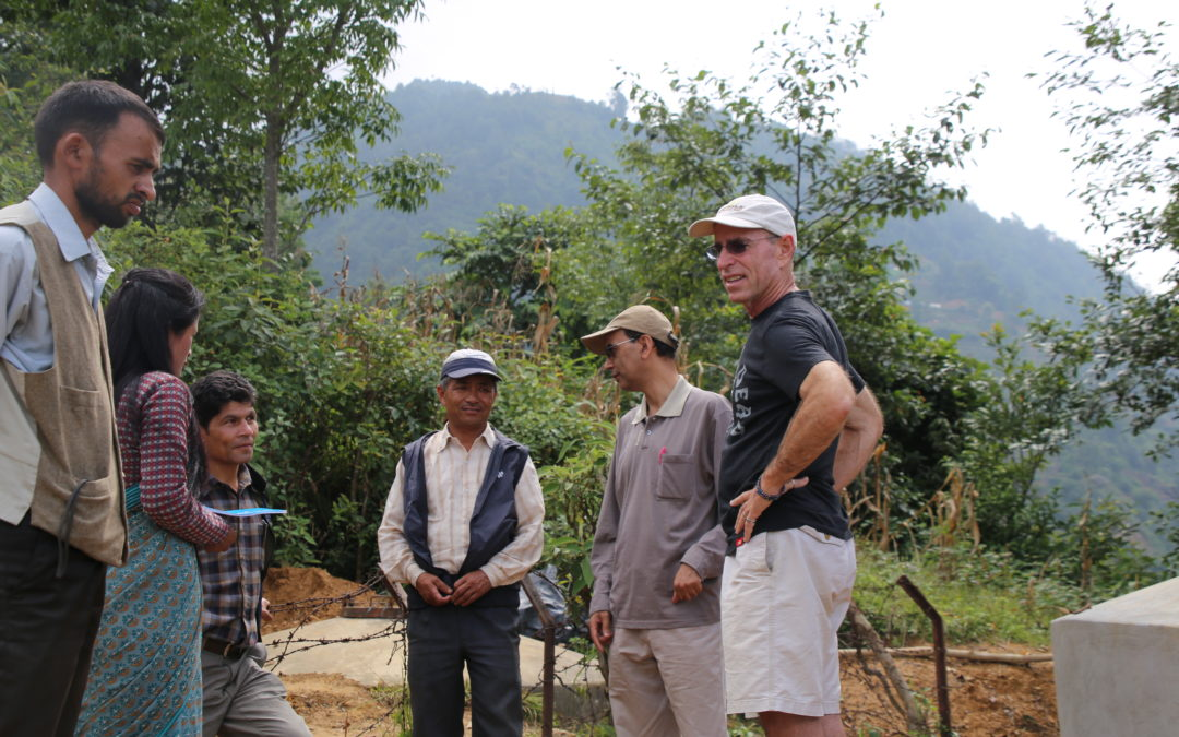 Dispatch from Nepal: An interview with Bruce Keenan about Food for People (Part 1)