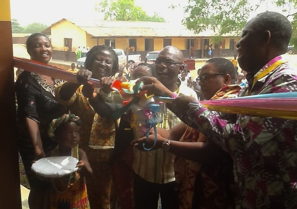 FFP Feeds a Need: Otinibi Celebrates New School Building