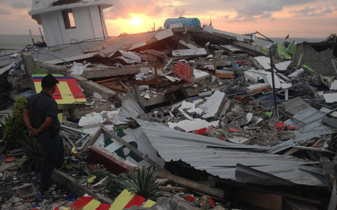 TPRF to Provide Aid to Victims of Ecuador Earthquake
