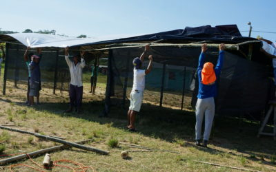A New Hope: TPRF Helps Ecuador Earthquake Survivors With Shelters