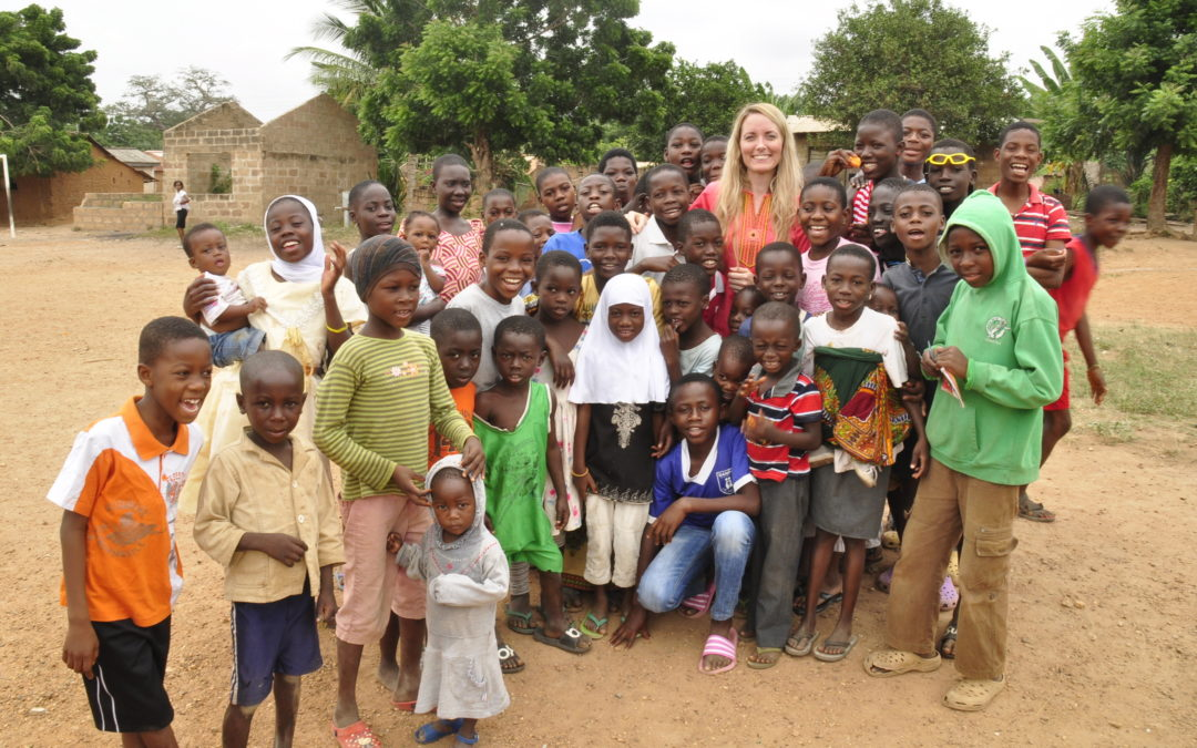 Food For People in Ghana: Changing Children's Lives