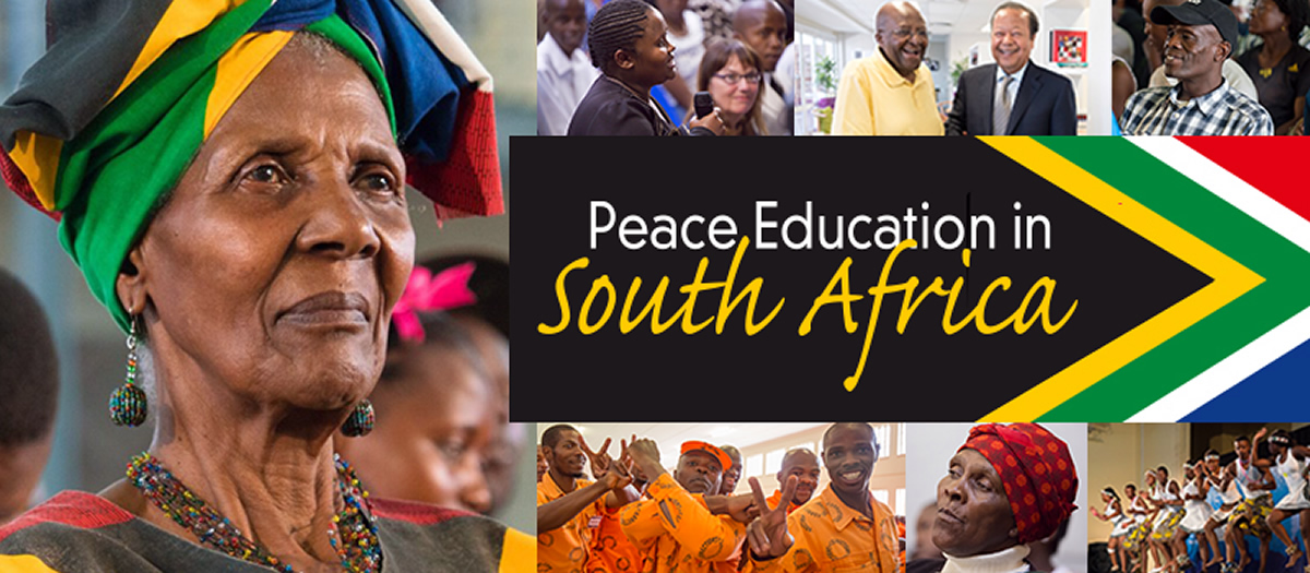 Peace Education in South Africa