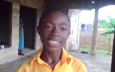 Bright Ideas: Food for People Ghana Helps Student Inventor