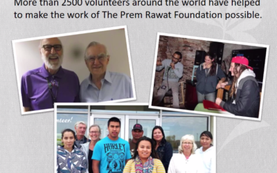 TPRF Thanks Supporters With Slideshow Highlighting 2016 Accomplishments