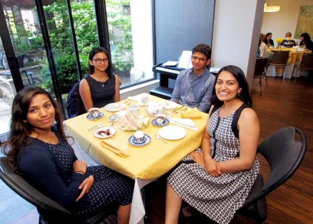Toronto High Tea Raises Funds for Prem Rawat Foundation