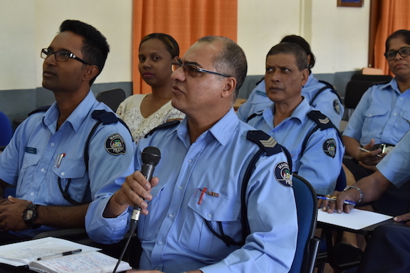Keeping the Peace: Mauritius Police Complete Peace Education Program
